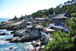 Haedongyonggungsa, South Korea