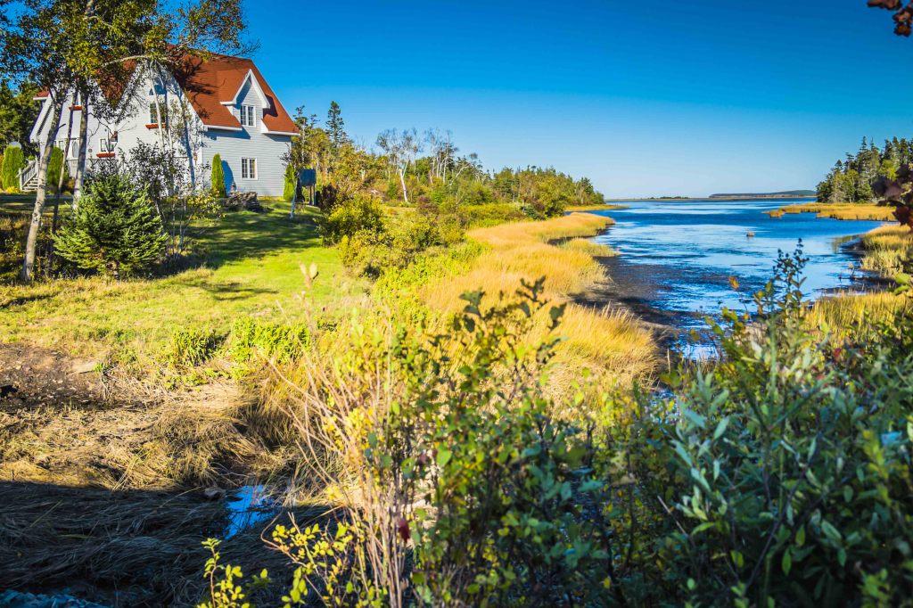 Seaside Home, Pport Morien, NS