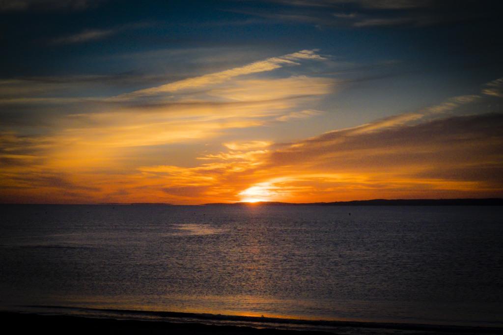 Sunrise, Mira Gut, NS