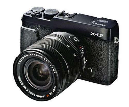 Fujifilm X E-2