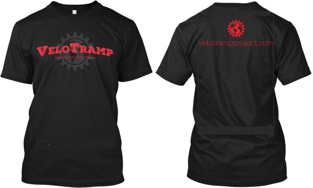 VeloTramp Project T-Shirt