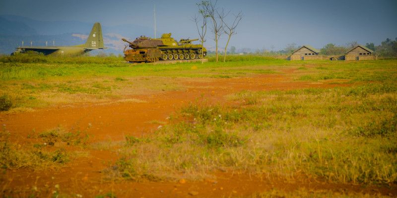 The road to Khe Sanh