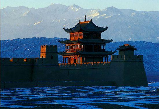 deserts of china