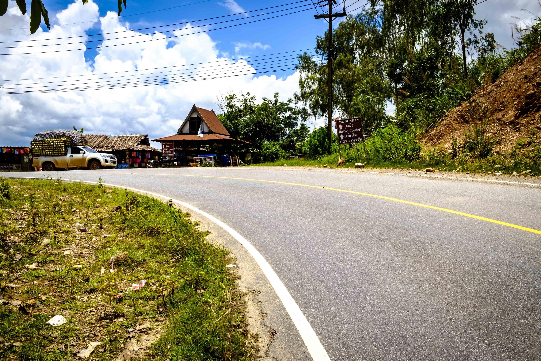 Thailand Bike Trip